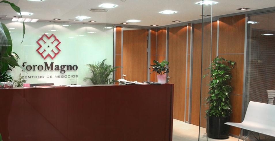 Centros de Negocios Alicante ForoMagno