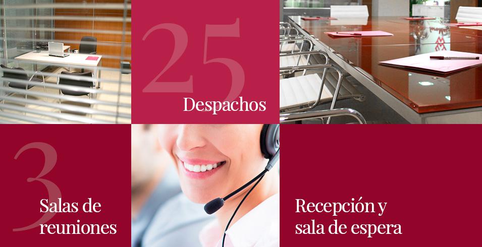 Alquilar despachos en Alicante