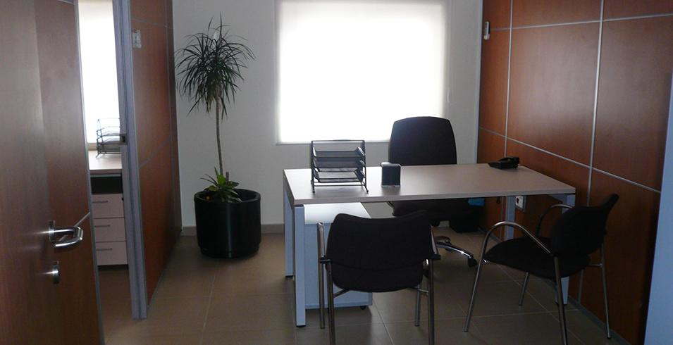 Oficina por horas alquilar en Alicante