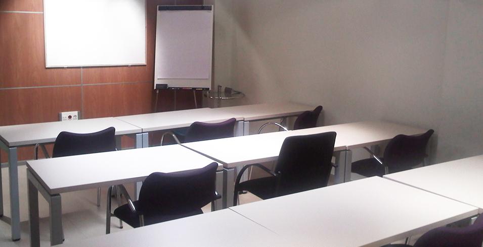 Alquilar salas de reuniones Alicante