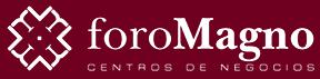 logo centro de negocios foroMagno